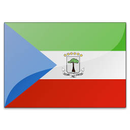 Флаг экваториальной гвинеи фото флаг