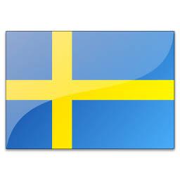 Швеции государственный флаг швеции