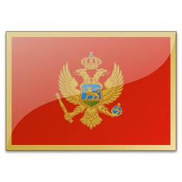 Флаг черногории черногорский флаг