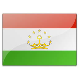 Таджикистана таджикский флаг фото
