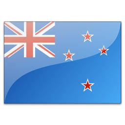 Новой зеландии цвета флага новой