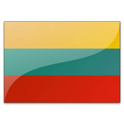 Флаг литвы литовский флаг фото флаг