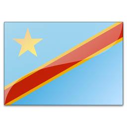 Флаг конго фото флаг конго цвета