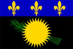 Государственный флаг гваделупы