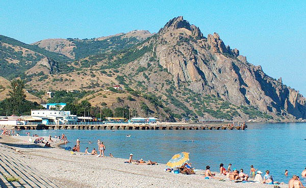 Naturist Vacation Photos http://ukraine-vacation-guide.com/publ/beach_vacation/feodosiya_beach_vacation/2-1-0-98