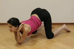 фото гимнастика женская