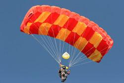 Классификация парашютов их
