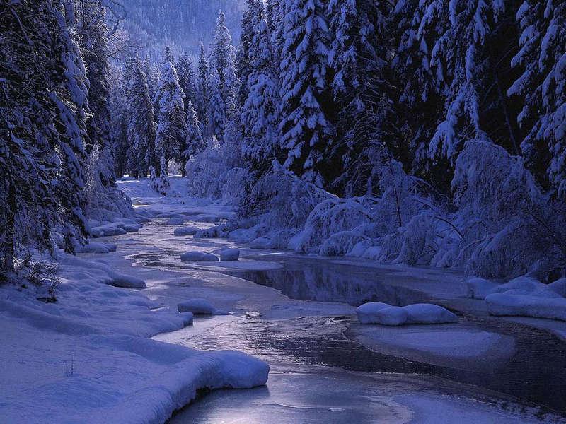 фотообои река: