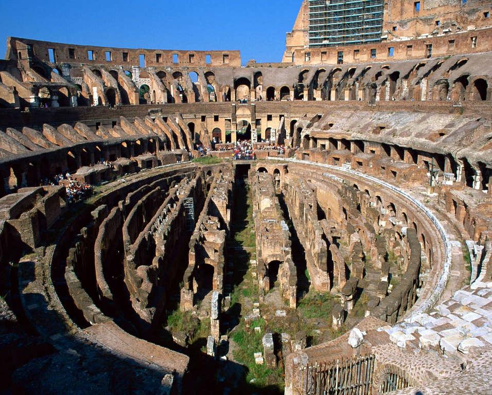 Фото Колизей, фотографии Италии